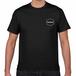 Aunduex ヘキサゴン logo Tシャツ