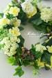 Yellow&Green Wreath 1