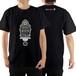 Tシャツ(明智光秀) カラー:ブラック