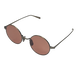 titanium sunglasses / antique gold(KANEKO optical made)