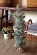 キラキラ☆クリスマスツリー ミニ そのまま置くだけでクリスマスを演出♪ HR5731