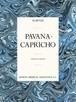 アルベニス:パヴァ―ナ カプリツィオ Op.12 / ヴァイオリン・ピアノ