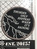 """Toughtimes""""THUNDER PATCH"""""""