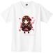 【桜庭るり選べるアバターシリーズ】YouTubeるりちゃん スリムTシャツ【全40色!!】