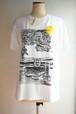NO.390 白河南湖公園のTシャツ【福島】【Mサイズ】