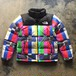 【New】The North Face x Extra Butter Mens Nuptse Down Jacket