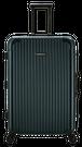 Lサイズ☆デュークブルーdkb・90リットル:超丈夫!最軽量アルミスーツケース