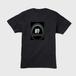 絆 forever Tシャツ  黒  背面 ガーメントインクジェット印刷