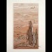 流木で描く山水画(L saiz) #18