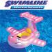 Swimline パドルジャンパー ピンク 珍しい浮き具で注目度抜群!