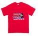 AtomTシャツ レッド