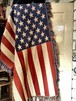 USA 星条旗柄 ラグマット