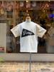 KIDS&ADULT:Groovy colors【グルービーカラーズ】天竺BACK POCKET BIG TEE(150,160cm)Tシャツ
