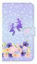 【鏡付き Sサイズ】Fairy Magic フェアリー・マジック  手帳型スマホケース