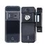 ES-F500D室外機縦型タイプ (スマホアプリ・指紋認証・暗証番号・ICカード・非常キー)開きドア後付け用電子錠