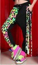 pop2152ボトムスメンズ男性 レディース ダンスパンツ ステージ衣装HIPHOP・ヒップホップ 舞台Dance ダンスウェア サルエルパンツ