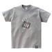 Japanesque Tシャツ(グレー)