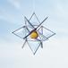Cosmic Ball - YEL ( 3D サンキャッチャー )