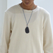 BAMBOOHEART CHAKRA pendant