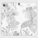 手帳型(帯なし)(iPhone8):kazue.M_011(金魚)