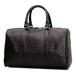 2way 大容量 ビジネスバッグ  旅行バッグ メンズ 編み込み調 メッシュバッグ(大・小)