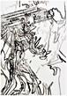 大橋麻里子 / Mariko Ohashi《drawing-18》