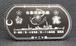 お名前刻印版/白露型駆逐艦「白露」】ステンレス製ドックタグ・アクセサリー/グッズ
