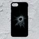 【iPhone8plus/7plus対応】ガラスひび割れvol.3ハードケース#割れてる!デザイン