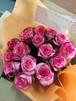 バラの花束15本