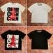 #王珍珍 Print T-shirt(刺繍入り)Collaboration with JODYBOY (No.022)