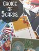 Postcard 選べる5枚セット