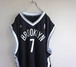 [adidas] NBA BROOKLYN NETS レプリカユニフォーム ブラック 表記(XL) アディダス ブルックリンネッツ バスケットボール