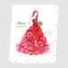 miya(ミヤマアユミ)「Rose」アートキャンバス F4サイズ