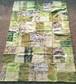 トルコ絨毯パッチワークラグ TEBR5 2970×1970