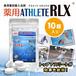 【入浴剤・10錠入り】薬用重炭酸入浴剤 ATHLETE RLX(アスリートリラックス)ホットタブ