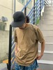 Mens COFFEE-DYE Japan made T-shirts