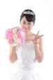 【0134】ブーケを持つ花嫁