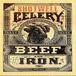 "SHOTWEL ""CELERY BEEF AND IRON"" / CD"