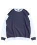 【grand GO OUT vol.2掲載】PENNEY'S/60S 2T CREW SWEAT USED