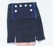 A-00766 ボタン付ツイードスカート 超お得SALE品!