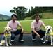 介助犬刺繍ポロシャツ