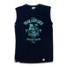 DRYCOTTONY Sleeveless  Shirt  / TLL / Navy