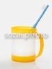 写真素材(青い歯ブラシとカップ-5129550)