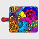 【Android S/M/iPhone5Cサイズ】 Happy Dino スマホケース