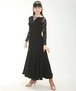 ドレス・ワンピースNo.7072 / ブラック