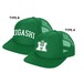 HIGASHI VILLAGE MESH CAP