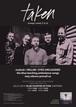 TAKEN JAPAN TOUR 札幌公演 CD&ポスター付きチケット