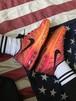 Nike air max fly knit pink