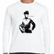 マンフレート・フォン・リヒトホーフェン(レッド・バロン) ドイツ WWI 撃墜王 歴史人物ロングTシャツ058