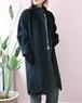 Ferragamo black coat